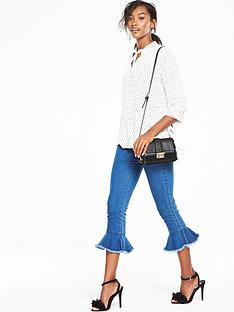 v-by-very-tie-necknbspspot-print-blouse