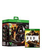 Y350X 7.1 Doom Edition Headset & Game