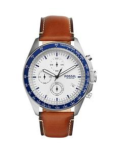 fossil-sport-54-chronograph-brown-leather-strap-mens-watch