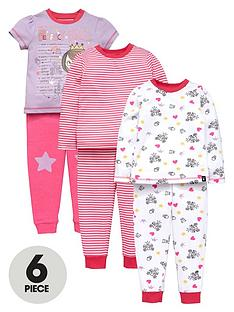 mini-v-by-very-girls-perfect-princess-pyjamas-set-6-piece