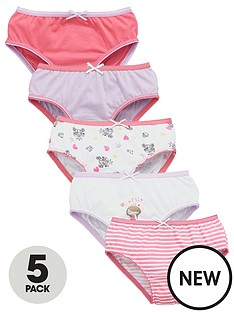 mini-v-by-very-girls-perfect-princess-knickers-5-pack