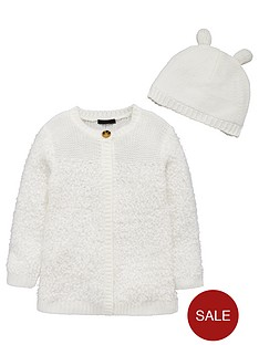 mini-v-by-very-girls-eyelash-cardigan-and-bobble-hat-set