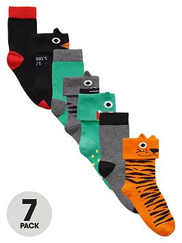 mini-v-by-very-boys-novelty-animal-socks-7-pack