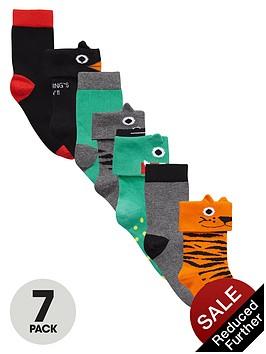 mini-v-by-very-boys-novelty-animal-socks-7-pack