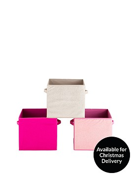 ideal-kids-sequined-storage-boxes-set-of-3