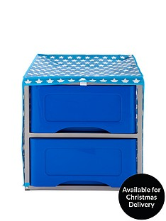 ideal-kids-2-drawer-storage-unit