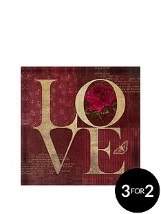 arthouse-metallic-love-canvas-ndash-48-x-48-cm