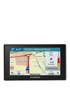 Garmin Nuvi Drivesmart 50 Sat Nav With Lifetime Maps And Digital Traffic  UkIrl