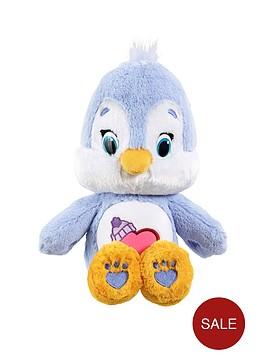 care-bears-medium-plush-with-dvd-cozy-heart-penguin