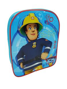 fireman-sam-backpack-and-umbrella-set
