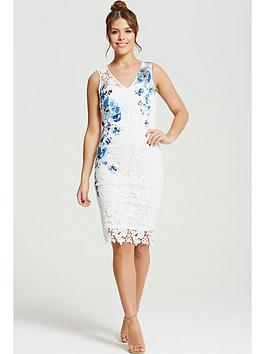 paper-dolls-floral-print-crochet-lace-dressnbsp