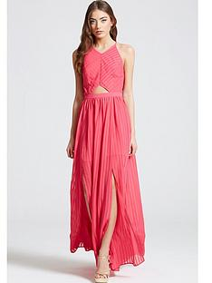 girls-on-film-girls-on-film-hot-pink-pleated-maxi-dress
