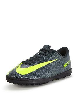Nike Nike Junior Mercurial Vortex Cr7 Astroturf Football Boots