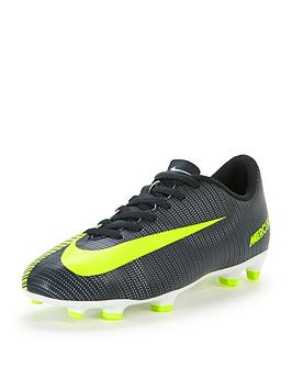 Nike Nike Junior Mercurial Vortex Cr7 Firm Ground Football Boots