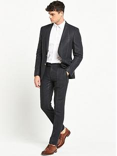 river-island-large-check-skinny-fit-suit-jacket