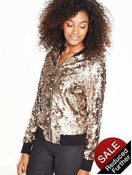 v-by-very-sequin-bomber-jacket