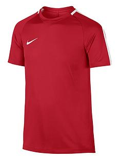 nike-junior-academy-dry-short-sleeve-t-shirt-rednbsp