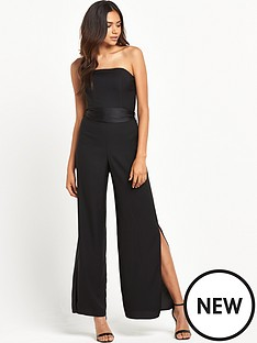 miss-selfridge-miss-selfridge-black-satin-bandeau-jumpsuit