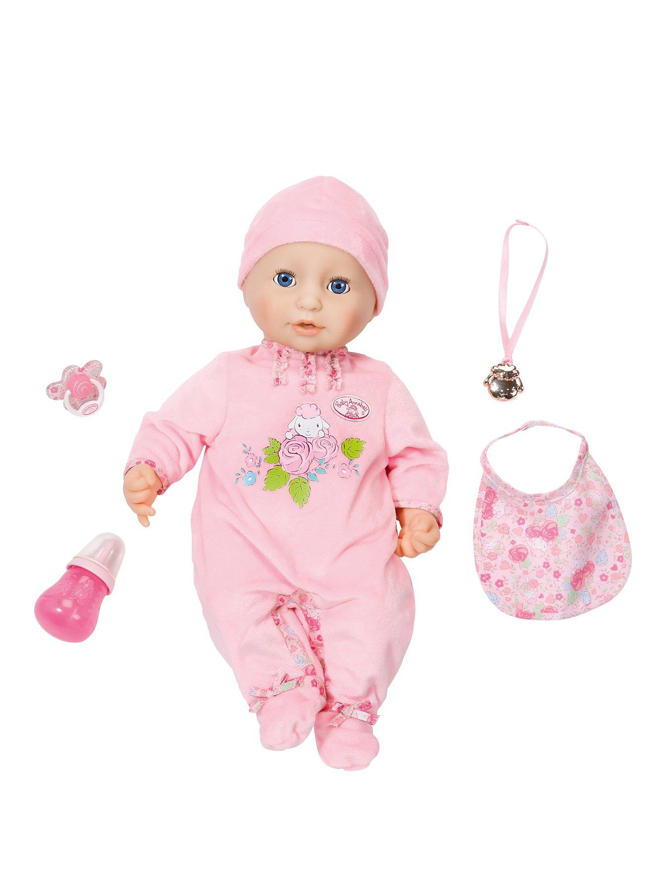 Compare prices for Baby Annabell Doll