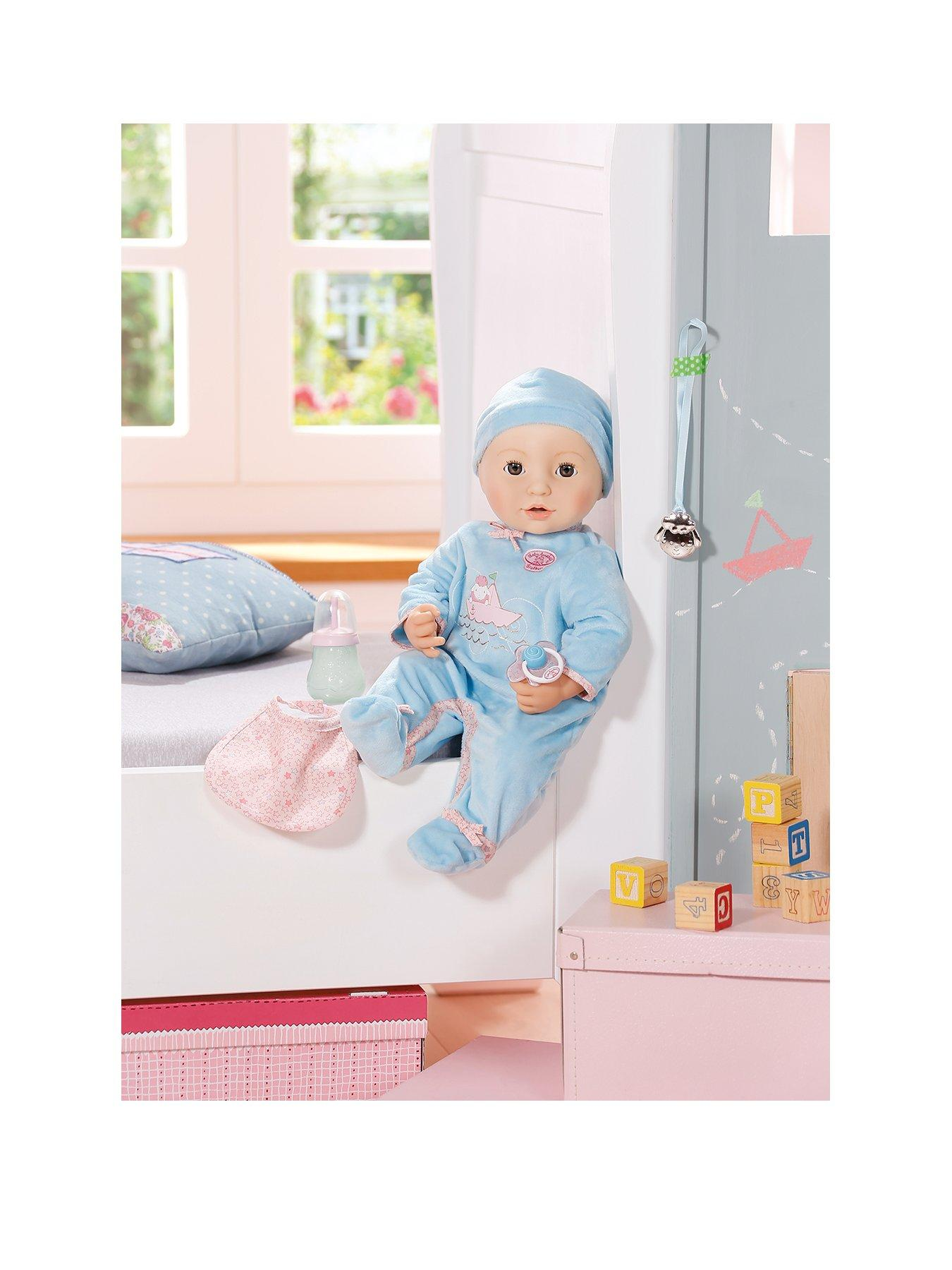 Compare retail prices of Baby Annabell Brother Doll to get the best deal online