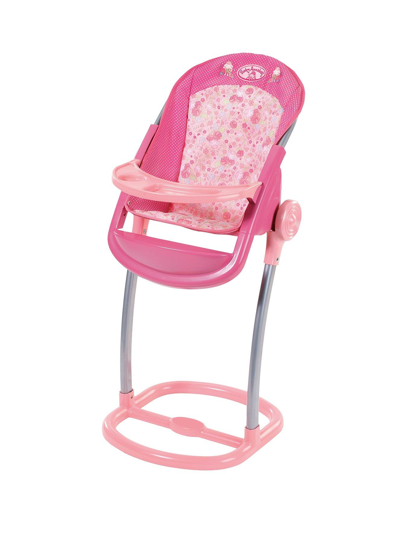 Compare prices for Baby Annabell Highchair