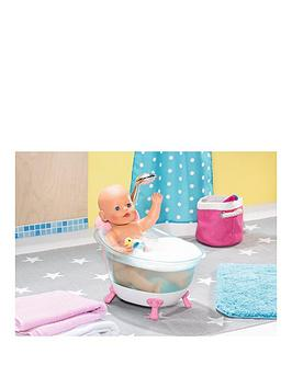 Baby Born Interactive Bathtub With Foam