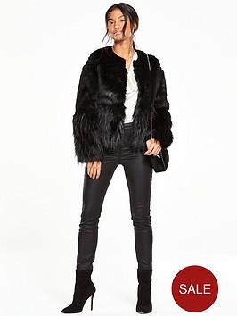 v-by-very-short-faux-fur-jacketnbsp