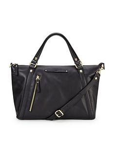 ugg-australia-jenna-leather-satchel-black