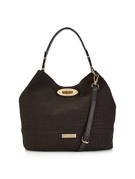 carvela-suedette-slouchy-shoulder-bag