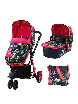 Cosatto Giggle 3 In 1 Pushchair  Tropico