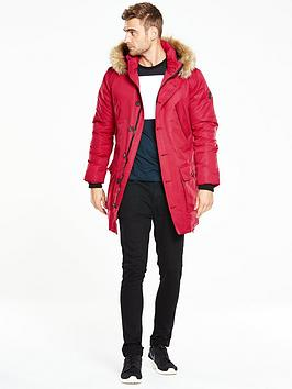 V By Very Down Parka Coat