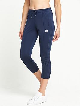 Adidas Originals Blue Geology Cigarette Pant