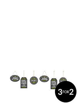 blackboard-christmas-sign-hanging-tree-decorations-set-of-6