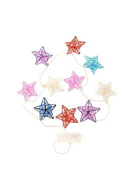10-battery-operated-led-metal-wire-star-christmas-lights