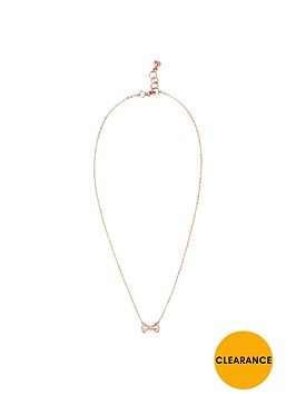 ted-baker-nbspgeometric-bow-necklace