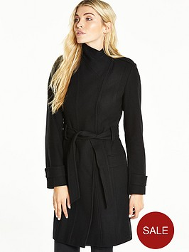 v-by-very-smart-coat-with-funnel-neck