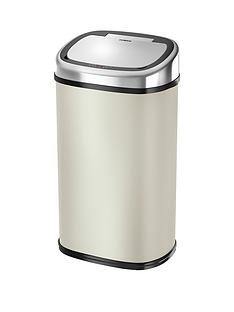 tower-58-litre-square-sensor-bin-in-almond