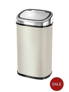 tower-58-litre-square-sensor-bin-in-almond