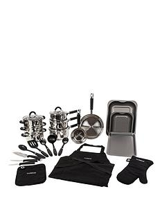 tower-essentials-22-piece-kitchen-starter-set-ndash-great-value