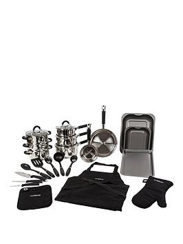 tower-tower-essentials-22-piece-kitchen-starter-set-ndash-great-value