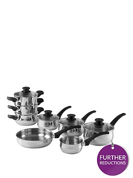 tower-8-piece-stainless-steel-pan-set