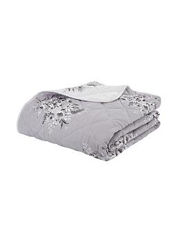 Catherine Lansfield Catherine Lansfield Floral Bouquet Bedspread Throw Picture