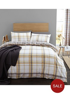 catherine-lansfield-cl-st-ives-check-duvet-set-ks