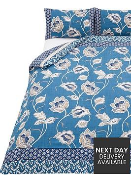 catherine-lansfield-kashmir-duvet-cover-set-midnight-blue