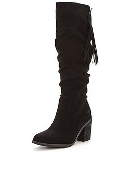 rocket-dog-day-knee-length-western-boot