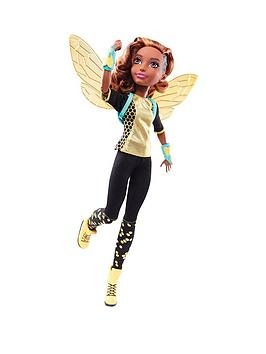 dc-super-hero-girls-bumblebee-12-inch-action-doll