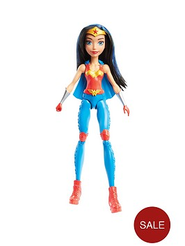dc-super-hero-girls-wonder-woman-12-inch-action-doll-in-training