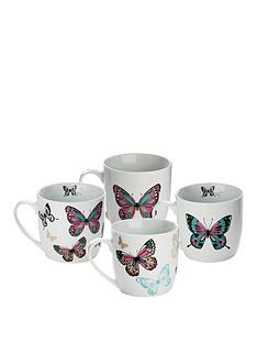 sabichi-mariposa-4-pc-mug-set