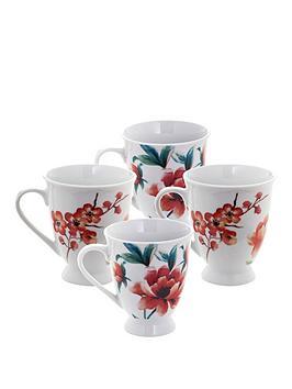 sabichi-blossom-4-pc-mug-set