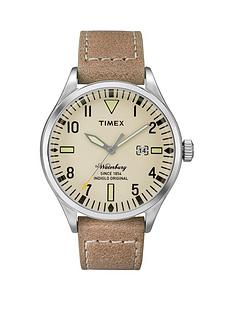 timex-timex-the-waterbury-natural-dial-40mm-case-tan-strap-mens-watch